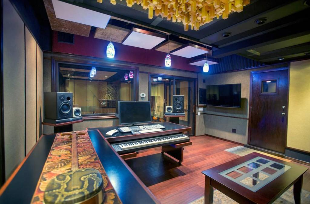 music studio soundproofing