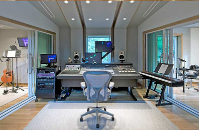 Home Recording Studios Soundproof Studios