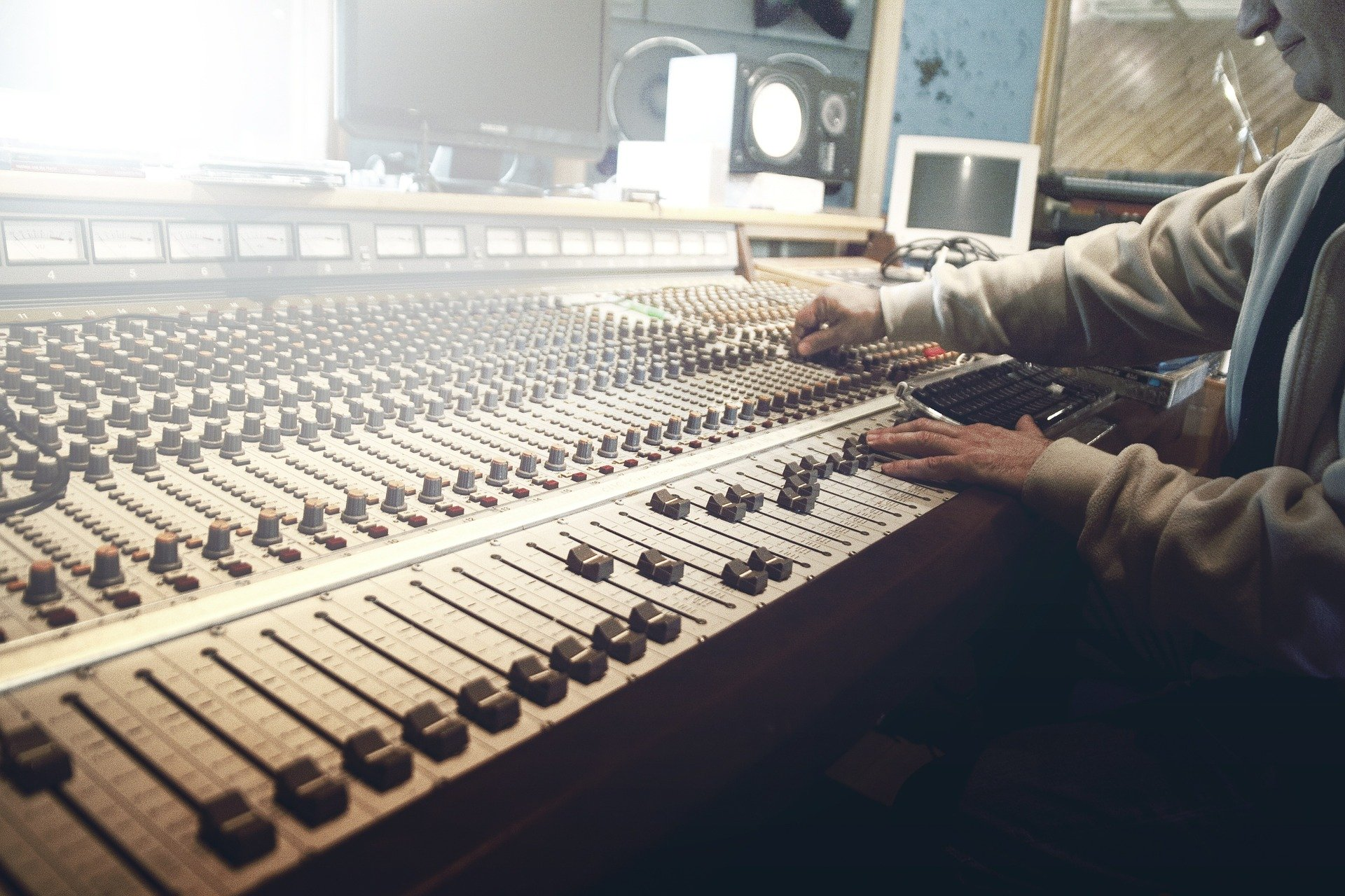 recording studio design consultants