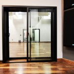 Recording Studio Door – Inside